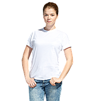 Промо футболка унисекс StanAction 51 Белый M/48