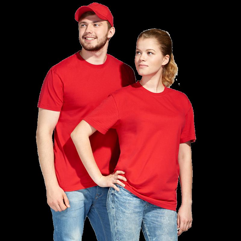 Промо футболка унисекс StanAction 51 Красный 5XL/60-62