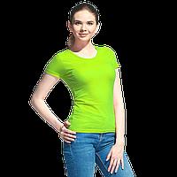 Женская футболка StanGalantWomen 02W Ярко-зелёный L/48