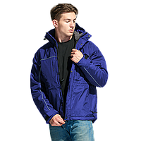 Утепленная куртка на молнии StanNordic 31N Синий S/46