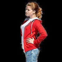 Легкая женская толстовка с капюшоном StanCoolWomen 61W Красный S/44