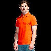 Базовая рубашка поло  StanPremier 04 Оранжевый XL/52