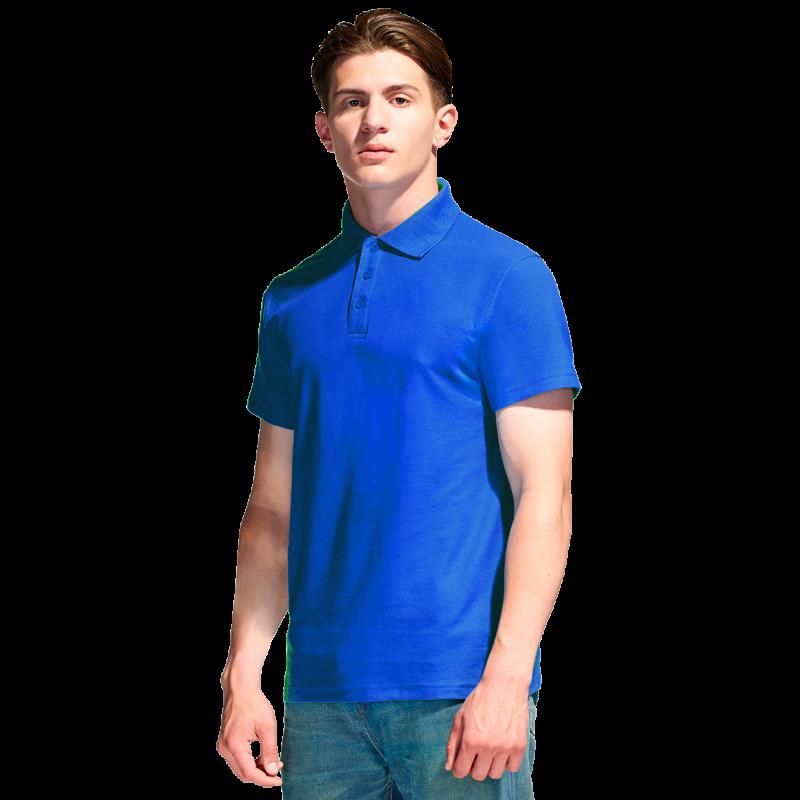 Базовая рубашка поло  StanPremier 04 Синий XS/44