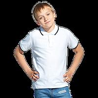 детская рубашка поло StanTrophyJunior 04TJ Белый 14 лет