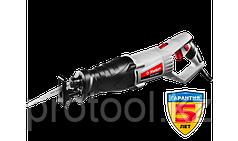 Пила сабельная (электроножовка), ЗУБР ЗПС-850 Э, 850 Вт, 0-2800 ход/мин
