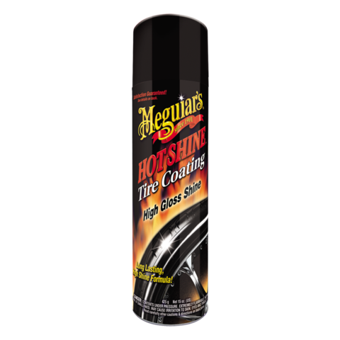 Спрей для шин Meguiar's Hot Shine Tire Coating (США)