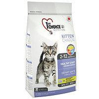 1st Choice Kitten (Фест Чойс) корм для котят с курицей,  5,44 кг