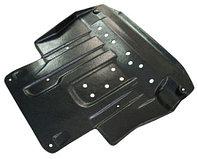 Защита картера двигателя и кпп на Audi A3/Ауди А3 2004-2012, фото 1