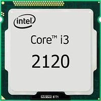 Процессор Intel S-1155 Core i3-2120 (3,3GHz) 2C/4Th 3mb Cache HD2000 oem