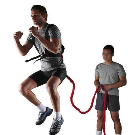 Эспандер-пояс тяги с резиновым шнуром доставка, фото 2