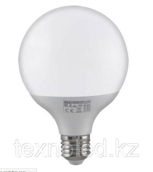 Светодиодная лампа Led E27/16W G95 3000К,6000К