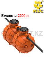 Жироуловитель Биосток 4 на 2000 л