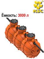Жироуловитель Биосток 6, объем 3000 л