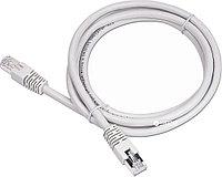 ITK Коммутационный шнур (патч-корд), кат.5Е FTP, 0,5м, белый