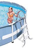 Лестница для бассейна 107 см, фото 1