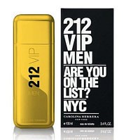 "Carolina Herrera ""212 VIP Men"" 100 ml"