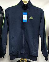 Костюм спортивный мужской Adidas синий/салатный