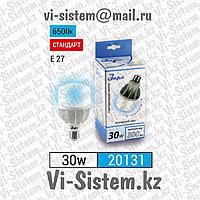 Лампа светодиодная Заря 30W E27 6400K T6