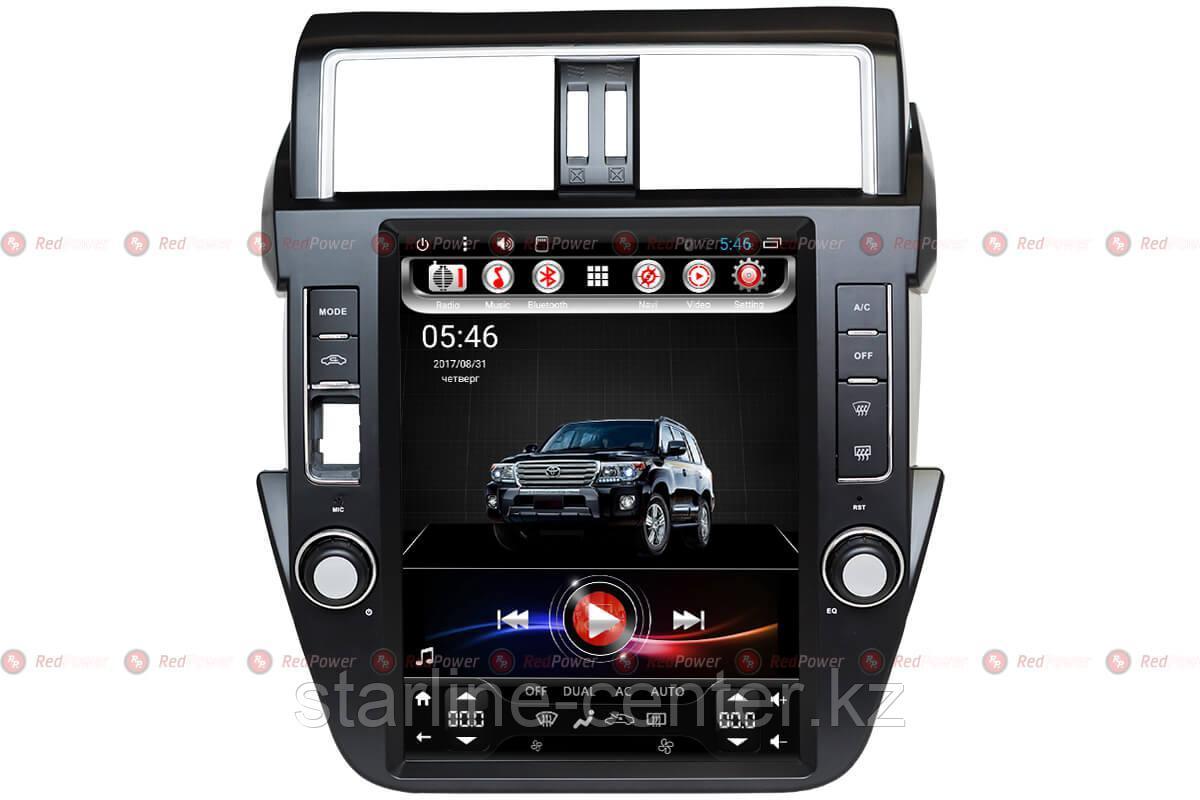Автомагнитола для Toyota Prado 150 Redpower 31265 TESLA