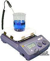 US-1550D Магнитная мешалка с подогревом