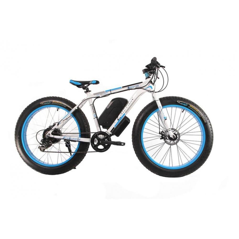 "Электровелосипед E-motion Fatbike 48V 1000 Вт 26"""