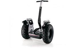 Самый мощный Гироцикл - Segway X2