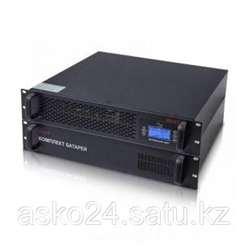ИБП MUST EH 5110, rack, On-line, 10000VA/8000W