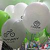 Шары с печатью/логотипом