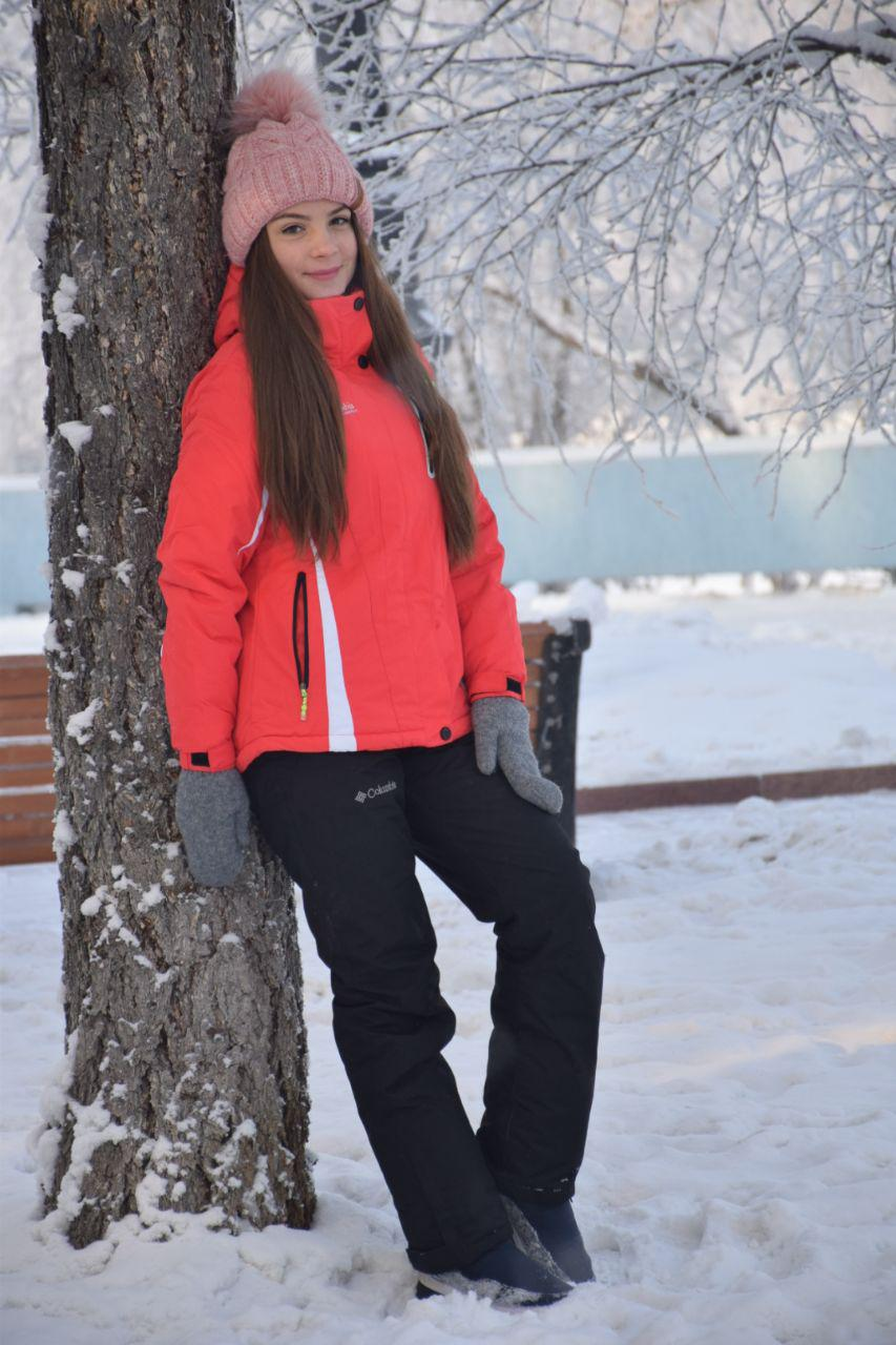 Женский зимний костюм Columbia
