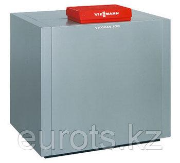 Атмосферный чугунный газовый котел VITOGAS 100 F