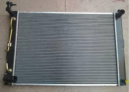 Радиатор Lexus RX (U38)