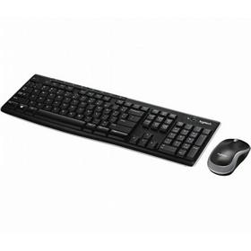 LOGITECH Wireless Keyboard MK270 - комплект