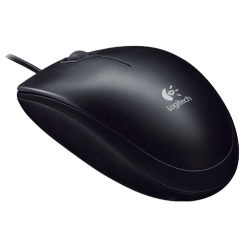 LOGITECH Мышь Corded  Mouse B100