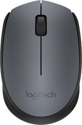 LOGITECH Мышь Wireless Mouse M170 - GREY, фото 2