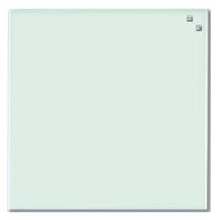 Стеклянная магнитно-маркерная доска белая 2х3 (Польша) 120см×90см , фото 1