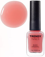 Лак выравнивающий для ногтей  - TFS TRENDY NAILS 01 STRENGTHENER