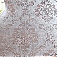 "Клеенка для стола ""Table Mat"" Transparent, 80 см, рулон 20 п.м., TD 144-001"