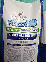 Forza10 Basic Breeds All Breeds с курицей (25,5/12) 20 кг.