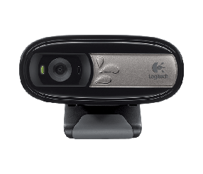 Веб-камера LOGITECH Webcam C170 - BLACK