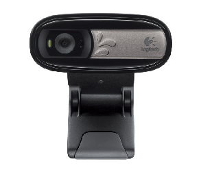 Веб-камера LOGITECH Webcam C170 - BLACK, фото 2