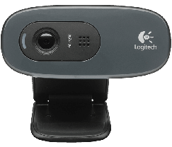 Веб-камера LOGITECH HD Webcam C270, фото 2