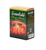 Greenfield   Kenyan Sunrise black tea 100гр крупнолистовой