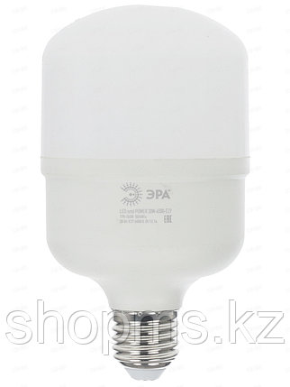 Лампа св/диод ЭРА LED smd POWER 20w-6500-E27, фото 2