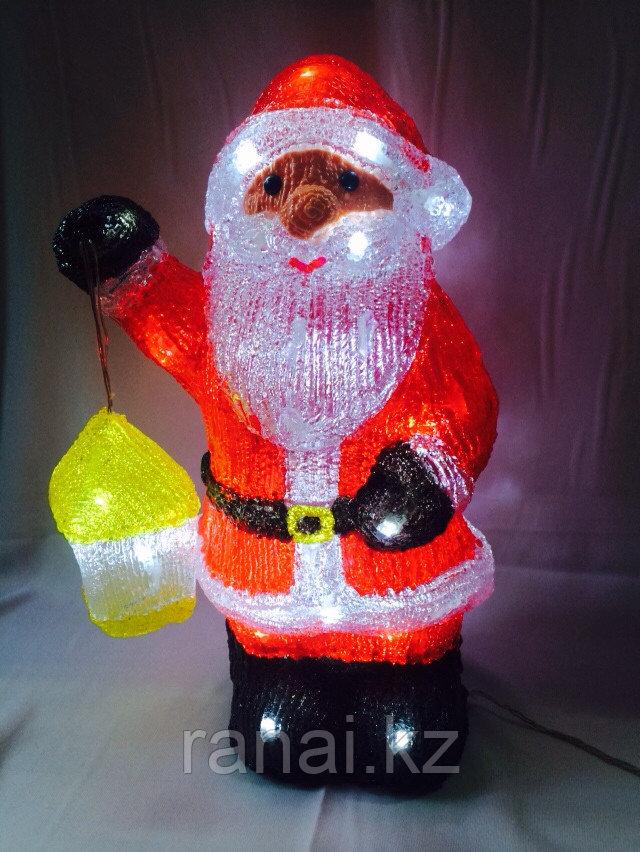 Светодиодная фигура  «Дед мороз»