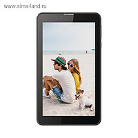 "Планшет IRBIS TZ762 LTE Black 2sim,7"",1024x600,1Gb+8Gb,0.3Mp,GPS,7.0, черный"
