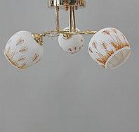 Люстра потолочная на 3 лампочки, фото 1