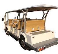Электроавтобус открытого типа 8-ми местный EG6158K05