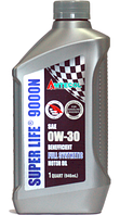 0w-30 SN/CF/GF-5 - 0.946л - AMTECOL Super Life® 9000N – Full Synthetic Motor Oils