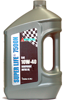 10w-40 SN - 3.785л - AMTECOL Super Life® 7500N – Benefficient Motor Oils