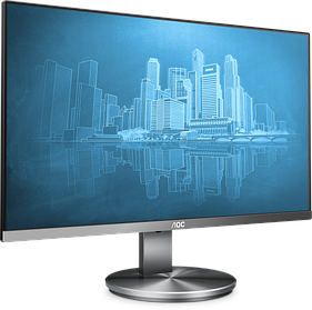 AOC I2790VQ/BT Монитор Технологией Low Blue Light 27""